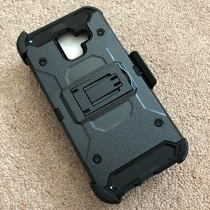 A6 rugged phone case